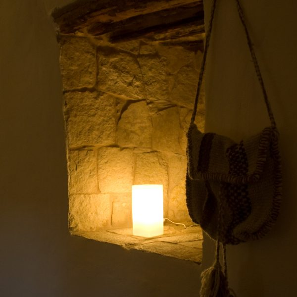 Little light in Beit al Taybeh
