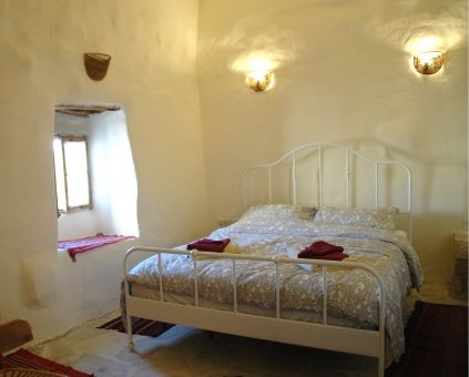 Butm room, twin room in the Guesthouse in Taybeh