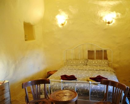 Double room in Guesthouse Beit al Taybeh, Sabra room